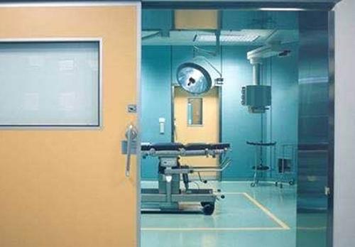 医用防护门案例