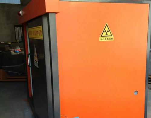 防辐射铅房