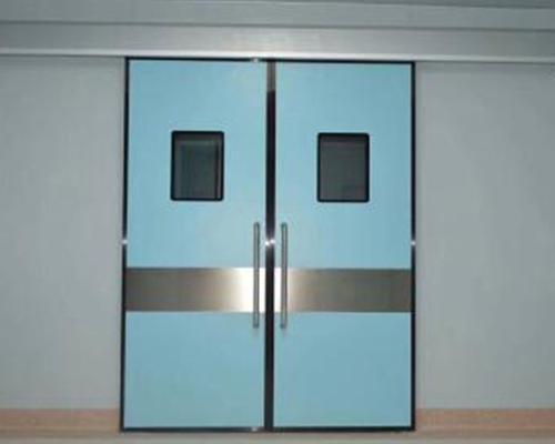 探伤防护门的特点